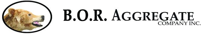 B.O.R. Aggregate Company Inc.