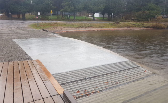 New Ramp-reduced