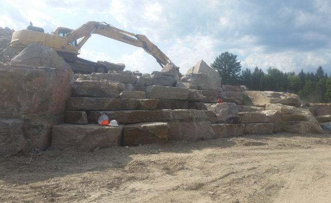 Bluff Wall Construction 1 copy
