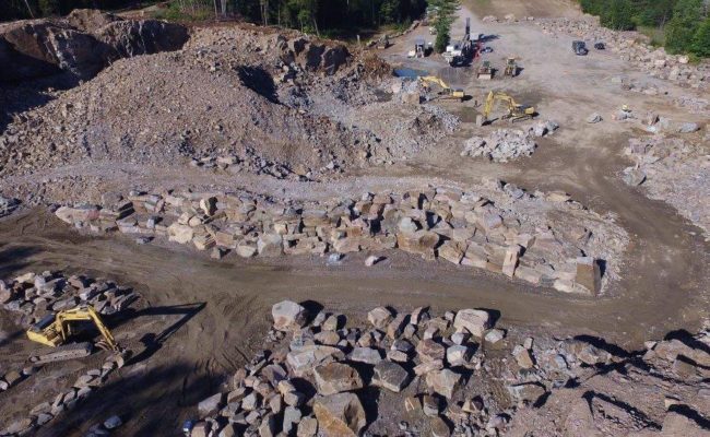 Bluff Wall Drone Shot copy